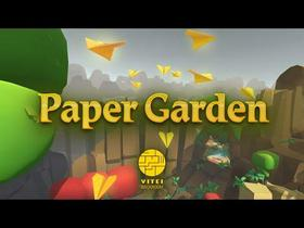 Paper Garden VR