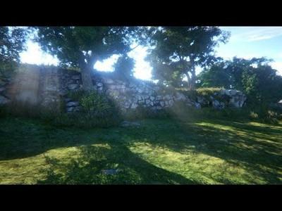 Sa Mandra Manna Megalithic Wall