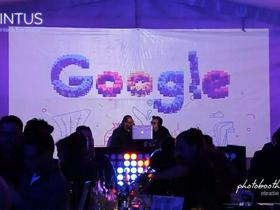 Photo Booth for Google event.