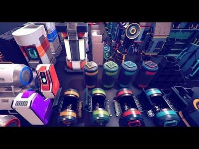 Sci-Fi Objects Huge Pack