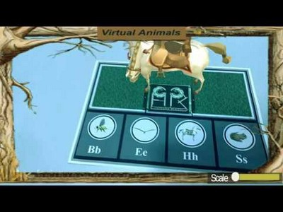 Augmented Reality Apps For Education : LIVE DEMO
