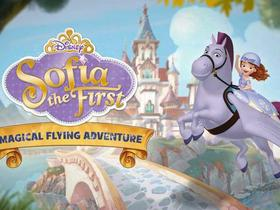 Sofia the First - Flying Adventure