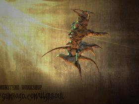 MonsterZ WorkshopZ : Tunga Concept