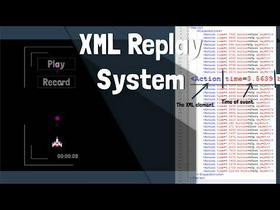 XML Replay System